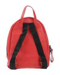 Borsetteria Napoli 1985 Red Backpacks & Fanny Packs