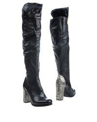 A.s.98 Black Boots