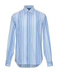 Camisa Marni de hombre de color Blue