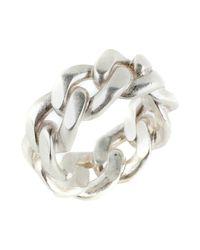 Maison Margiela Ring in Metallic für Herren