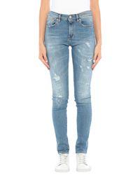 Pantaloni jeans di Pinko in Blue