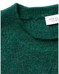 Pullover John Elliott pour homme en coloris Green