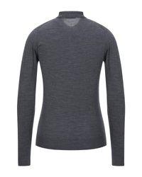 Pullover di John Smedley in Gray da Uomo