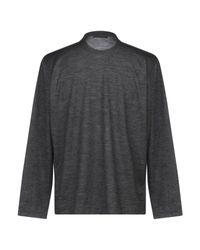 Pullover di Gran Sasso in Gray da Uomo