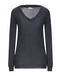Brunello Cucinelli Blue Sweater