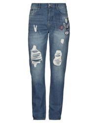 Pantaloni jeans di Superdry in Blue da Uomo