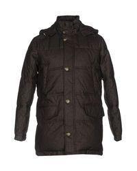 Ballantyne Brown Jacket for men