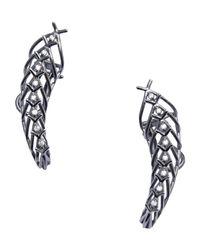 PAOLA GRANDE - Multicolor Earrings - Lyst