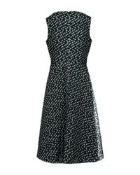 Vestido por la rodilla Lela Rose de color Black