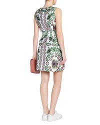 Tory Burch White Short Dress
