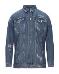 Capospalla jeans di Pepe Jeans in Blue da Uomo