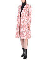 Pardessus Miu Miu en coloris Pink