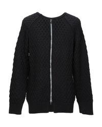 Pullover di Relive in Black da Uomo
