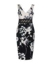 Camilla Milano Black 3/4 Length Dress