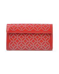 Alaïa Red Handbag