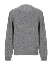 Pullover Fedeli de hombre de color Gray