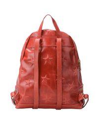 Studio Moda Red Backpacks & Bum Bags