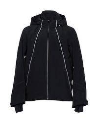 Aztech Black Jacket for men