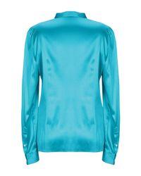 Chemise Dolce & Gabbana en coloris Blue