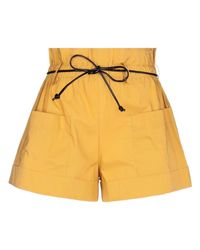 Imperial Yellow Shorts
