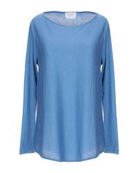 Pullover Snobby Sheep en coloris Blue