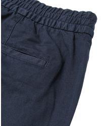 Pantalone di Norse Projects in Blue da Uomo