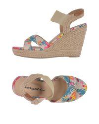 Fiorucci - Natural Sandals - Lyst