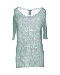 Taviani Green Sweater