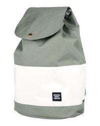 Herschel Supply Co. Gray Backpacks & Bum Bags