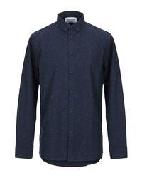 Anerkjendt Blue Shirt for men