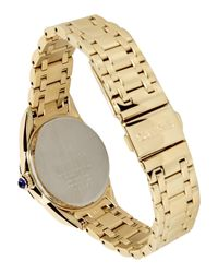 Seiko Metallic Wrist Watch