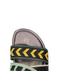Maliparmi - Green Sandals - Lyst