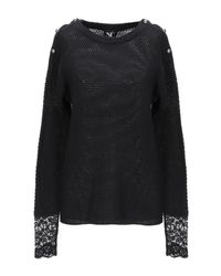 NU Denmark Black Sweater