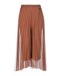 Pantalon Souvenir Clubbing en coloris Brown