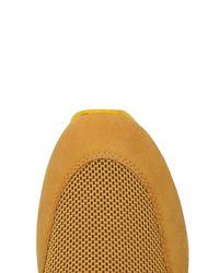 Apepazza - Yellow Low-tops & Sneakers - Lyst
