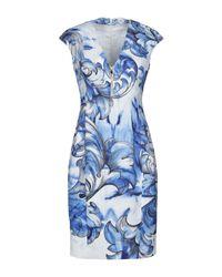 Vestito corto di Versace in Blue