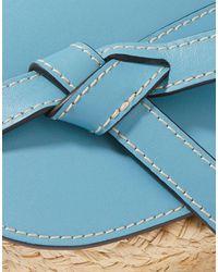 Sacs Bandoulière Loewe en coloris Blue