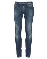 Pantaloni jeans di Imperial in Blue