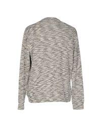 Billy Reid - Black Sweatshirt for Men - Lyst