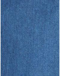 Rag & Bone Blue Jeanshose