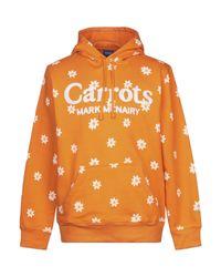ANWAR CARROTS Orange Sweatshirt for men
