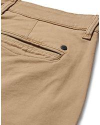 Pantalone di NN07 in Natural da Uomo