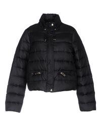 Silvian Heach | Black Down Jacket | Lyst