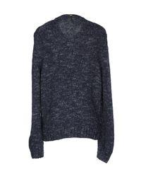 Meltin' Pot Blue Sweater for men