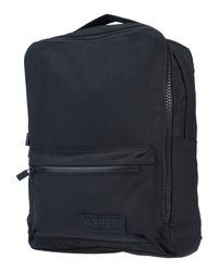 Aspesi Black Backpacks & Bum Bags for men