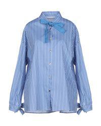 Camicia di Niu in Blue