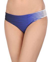 La Perla Blue Swim Brief