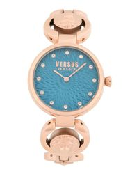 Versus  Multicolor Wrist Watch