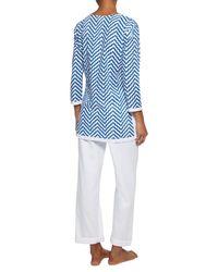 Sleepy Jones White Pyjama