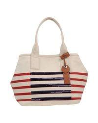Marc By Marc Jacobs White Handbag
